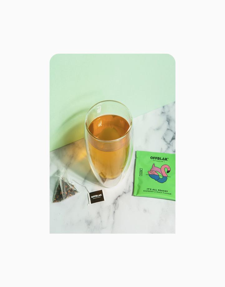 It's All Peachy Tea by Offblak