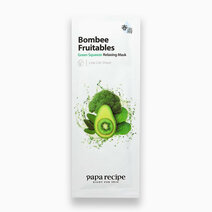 Bombee Fruitables Green Squeeze Relaxing Mask (25g) by Papa Recipe