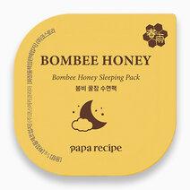 Bombee Honey Sleeping Mask (7.5g | 1s) by Papa Recipe