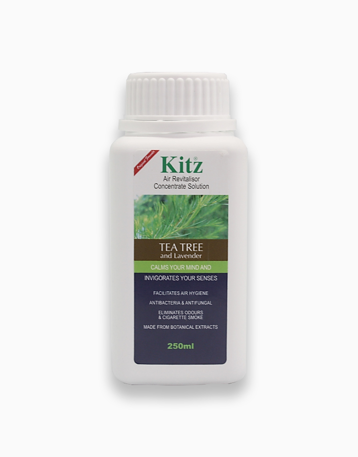 Concentrates (250ml) by Kitz | Tea Tree and Lavander