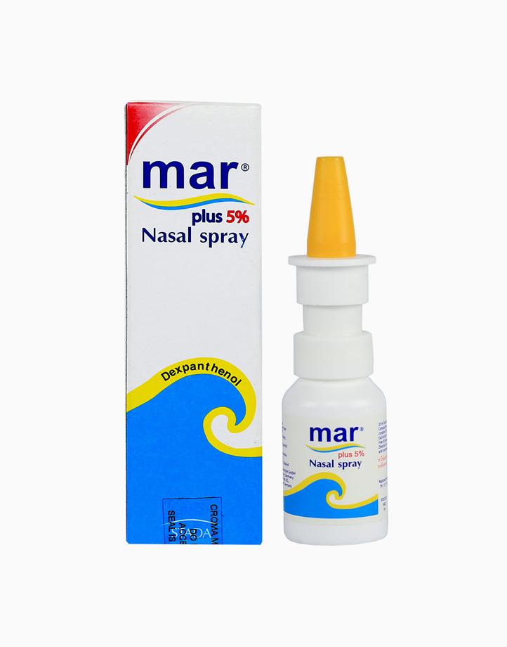 MAR Plus 5% Nasal Spray 20ml Solution by MAR Plus