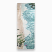 Lana Suede + TPE Yoga Mat by Willow Athletica
