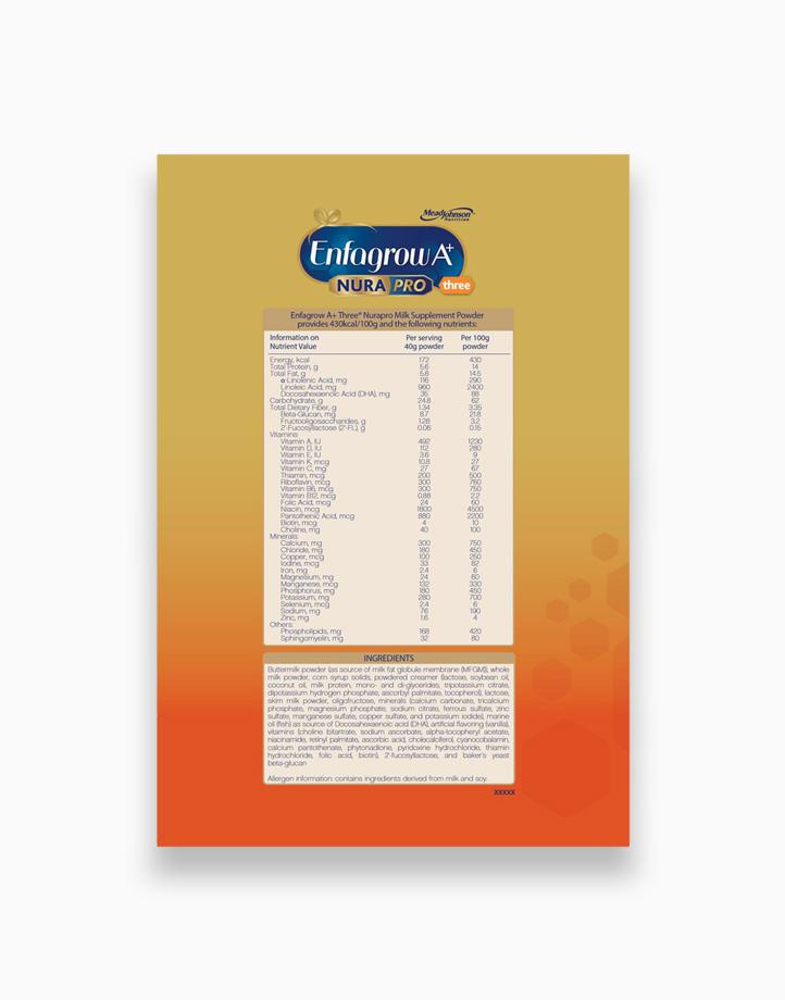 Enfagrow A+ Three NuraPro for 1-3 Years Old (1.2kg) by Enfagrow