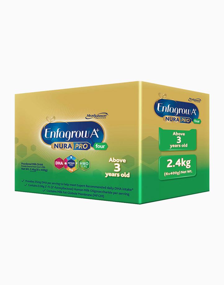 Enfagrow A+ Four NuraPro for 3+ Years Old (2.4kg) by Enfagrow