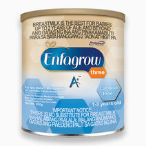 Enfagrow A+ Three Lactose Free for the Dietary Management of Lactose Intolerance for 1-3 Years (900g) by Enfagrow