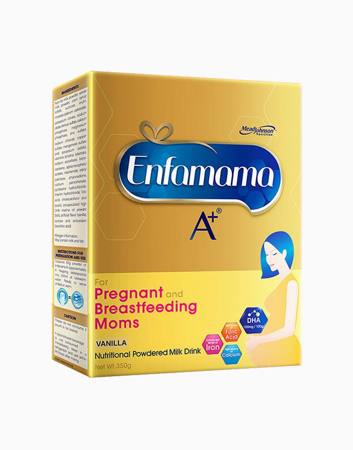 Enfamama A+ Vanilla Nutritional Powdered Drink for Pregnant and Breastfeeding Women (350g) by Enfagrow