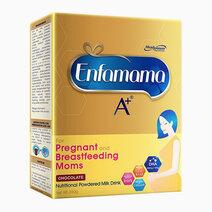 Enfamama A+ Chocolate Nutritional Powdered Drink for Pregnant and Breastfeeding Women (350g) by Enfagrow