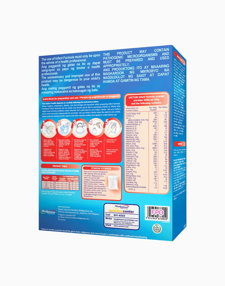 Lactum for 0-6 Months Old Infant Formula Powder (350g) by Lactum