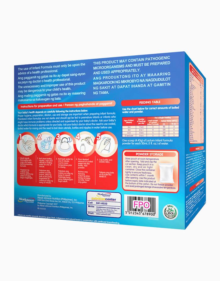 Lactum for 0-6 Months Old Infant Formula Powder (1.2kg) by Lactum