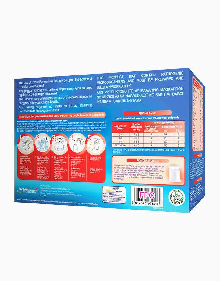 Lactum for 0-6 Months Old Infant Formula Powder (2kg) by Lactum