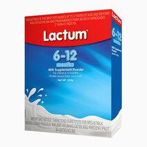 Lactum for 6-12 Months Old Milk Supplement Powder (350g) by Lactum