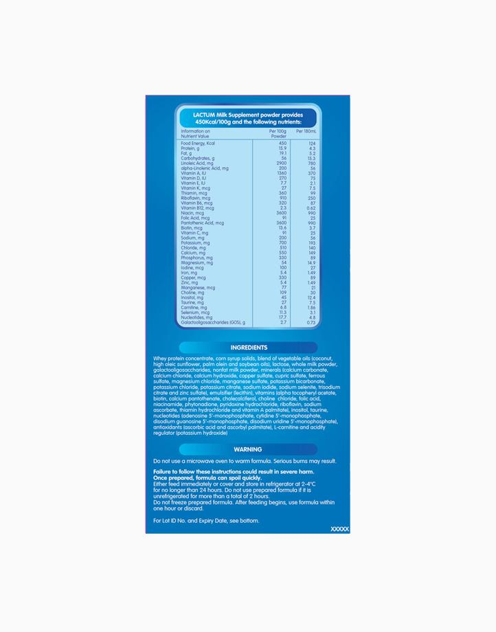 Lactum for 6-12 Months Old Milk Supplement Powder (1.2kg) by Lactum