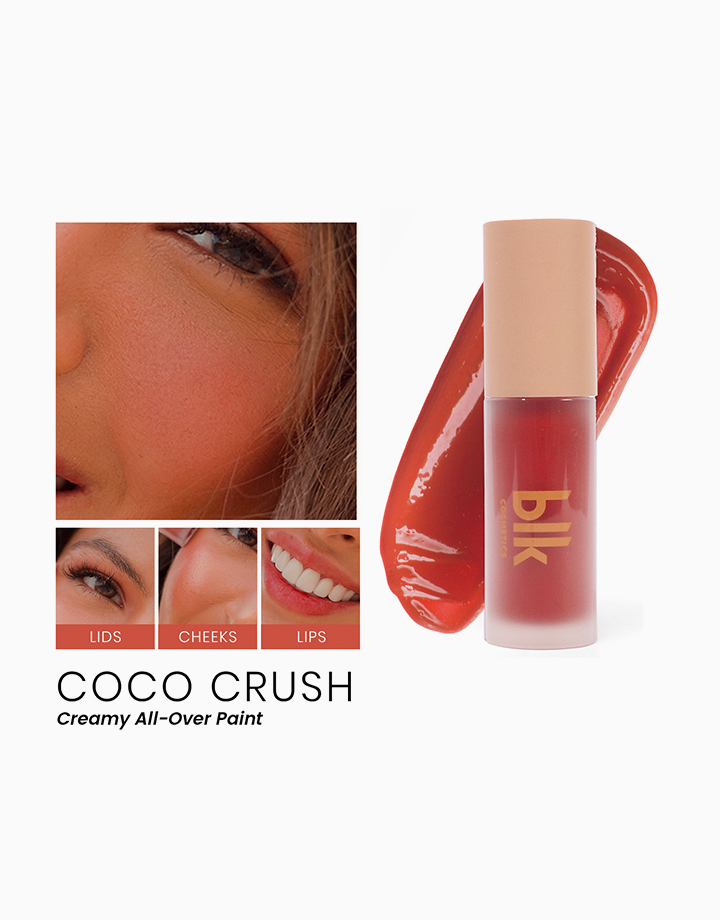 Fresh Creamy All-Over Paint by BLK Cosmetics | Coco Crush