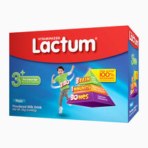 Lactum 3+ Plain Powdered Milk Drink for Children Over 3 up to 5 Years Old (2kg) by Lactum