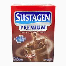 Sustagen Premium Chocolate Flavor Adult Nutritional Beverage (350g) by Sustagen