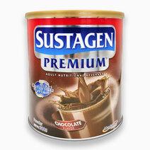 Sustagen Premium Chocolate Flavor Adult Nutritional Beverage (900g) by Sustagen