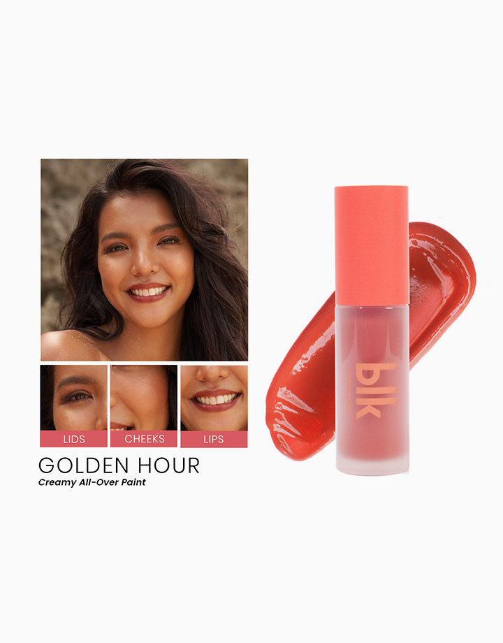 Fresh Sunkissed Creamy All-Over Paint by BLK Cosmetics | Golden Hour