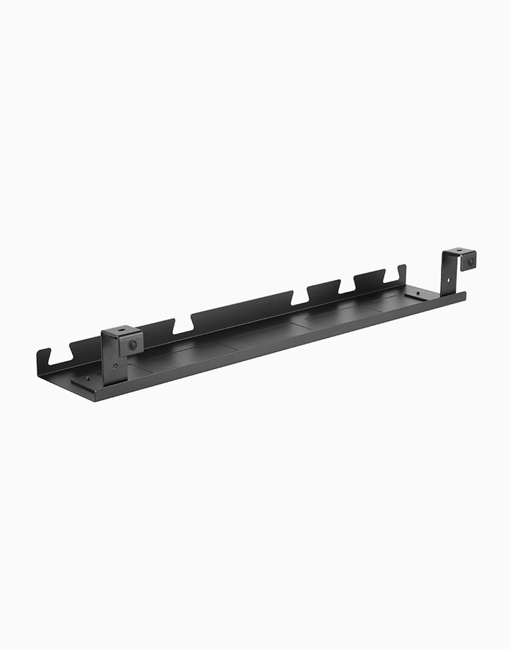 Under Desk Cable Management Tray by True Vision
