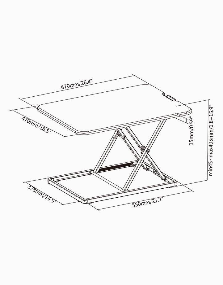 Essential Desktop Riser by True Vision