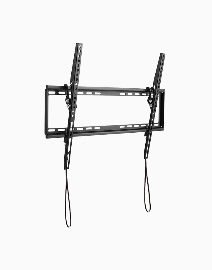 Slim Profile Fixed/Tilt TV Wall Bracket for 37″-70″ by True Vision
