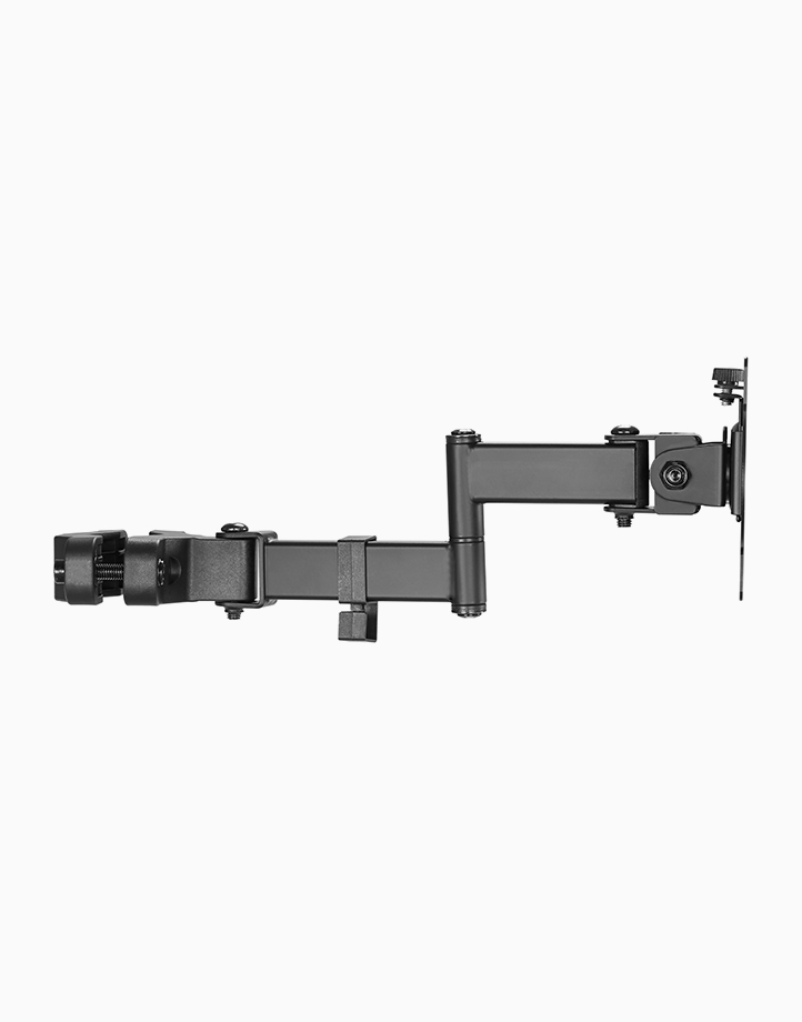 Single Arm Full Motion Pole Monitor Arm by True Vision