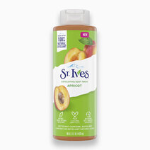 St. Ives Exfoliating Body Wash Apricot (16oz) by Unilever Beauty