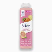 St. Ives Exfoliating Body Wash Pink Lemon & Mandarin Orange (22oz) by Unilever Beauty