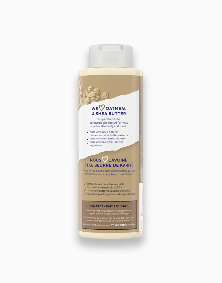 St. Ives Soothing Body Wash Oatmeal & Shea Butter (16oz) by Unilever Beauty