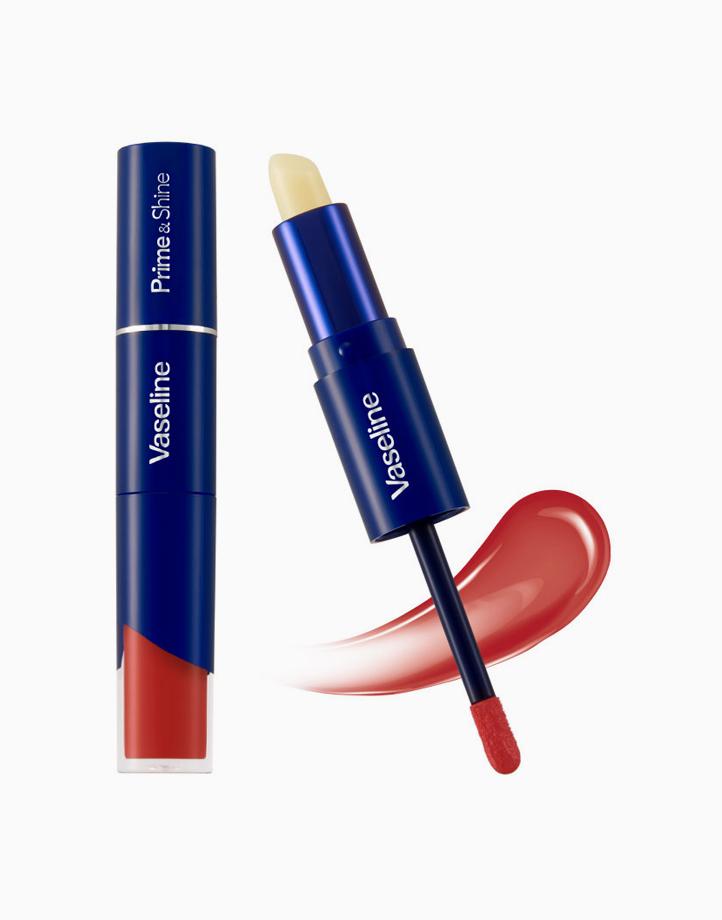 Vaseline Prime & Shine (3.2g) by Unilever Beauty   Chic Rose