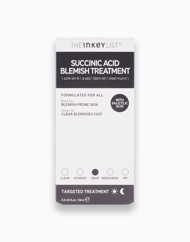 Succinic Acid Blemish Treatment by The Inkey List