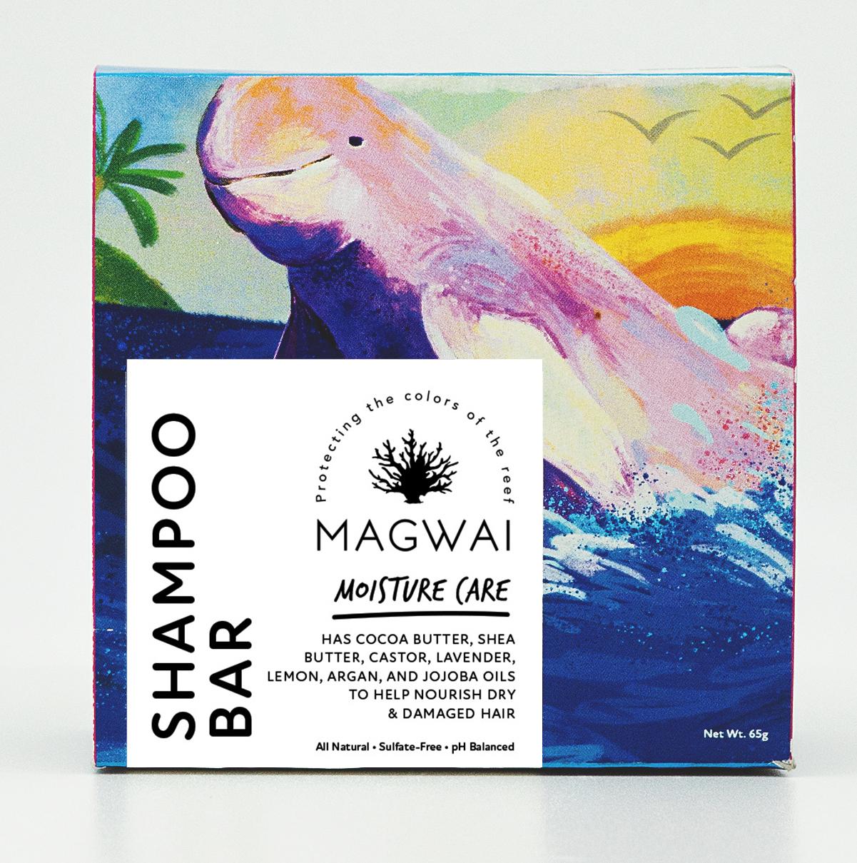 Shampoo Bar (Moisture Care) by MAGWAI