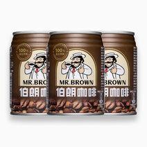 Original Coffee (240ml, Pack of 3) by Mr. Brown Coffee