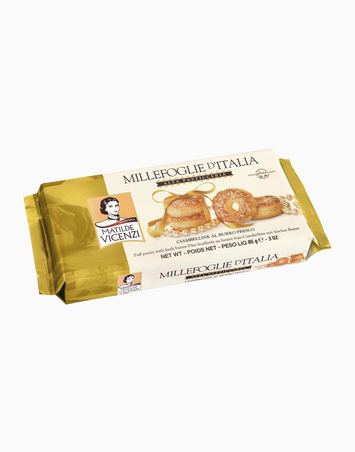 Millefoglie D' Italia Alta Pasticceria Ciambelline with Fresh Butter (85g) by Matilde Vicenzi