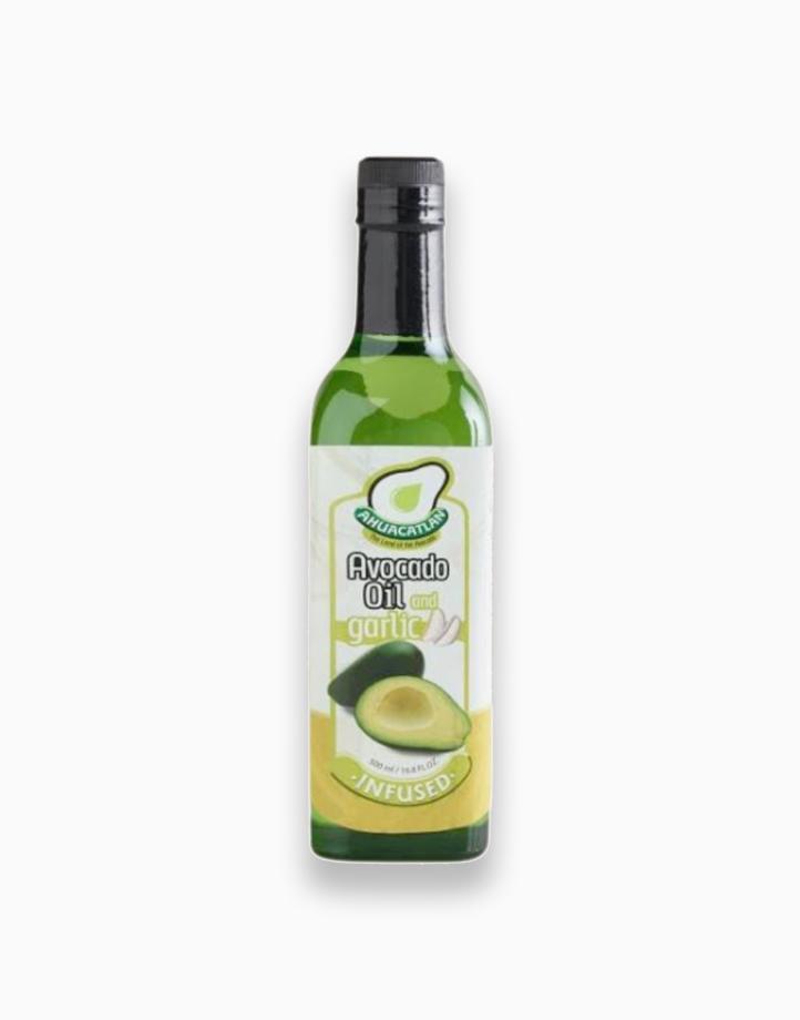 Avocado Oil with Garlic (500ml) by Ahuacatlan's