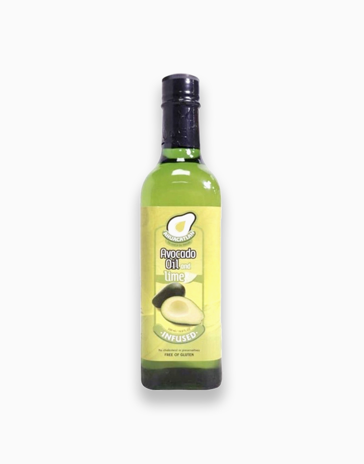 Avocado Oil with Lime (500ml) by Ahuacatlan's