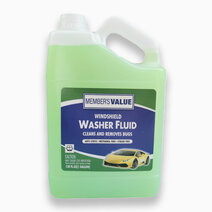 Windshield Washer Fluid (1 gallon) by Member's Value