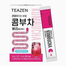 Kombucha Berry (10 Sachets) by Teazen