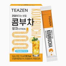 Kombucha Citron (10 Sachets) by Teazen