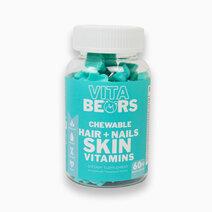 Flawless Beauty Gummy Hair+Nails & Skin Vitamins by VitaBears