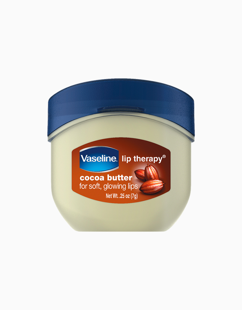 Vaseline Lip Therapy Cocoa Butter (0.25oz) by Unilever Beauty