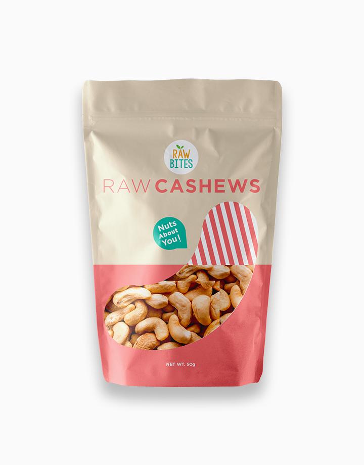 Raw Bites Raw Cashews (50g) by Raw Bites PH