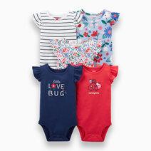 Baby Boy 5-Pack Love Bug Original Bodysuits by Carter's