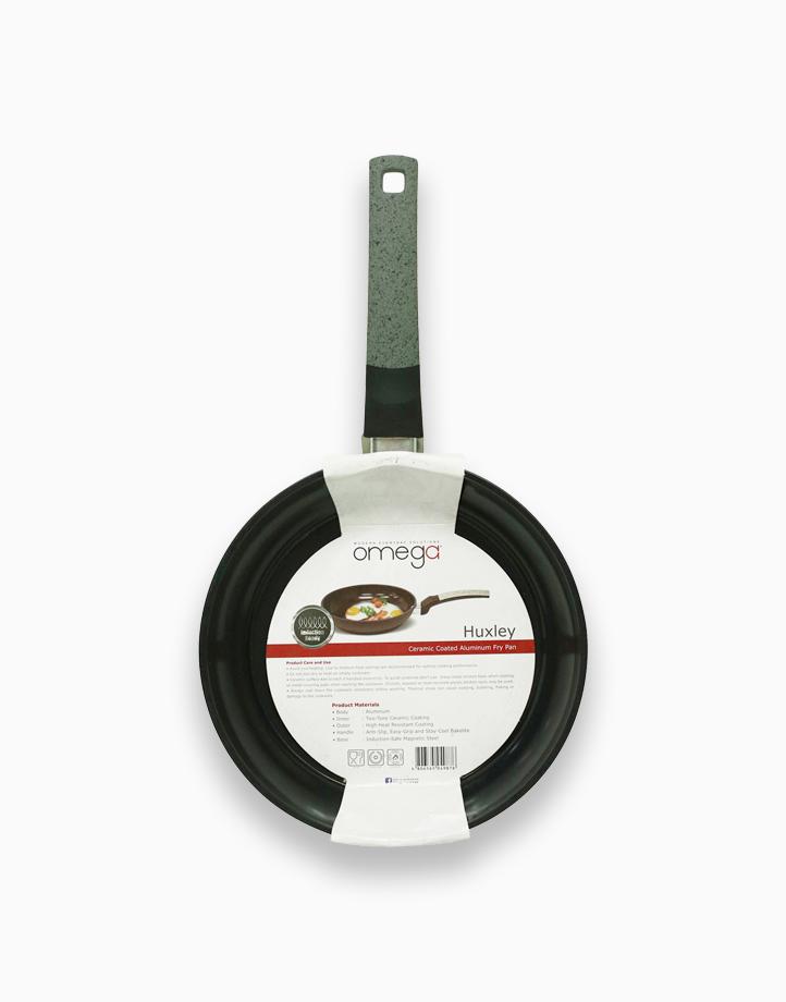 Huxley Aluminum Ceramic Coating Fry Pan (24cm) by Omega Houseware