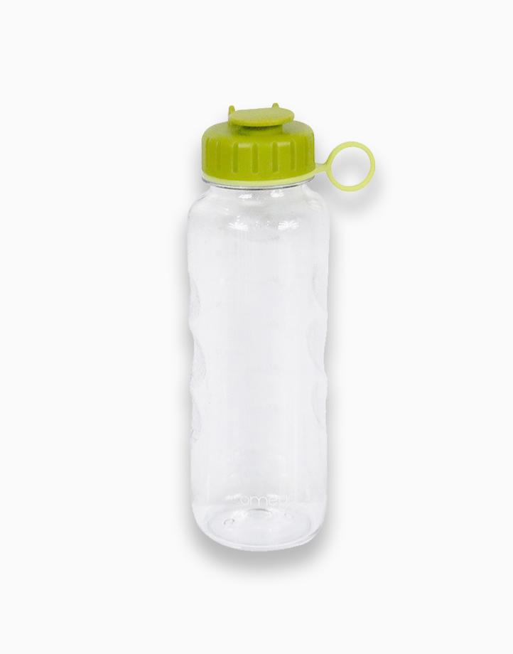 Terry Flip Top Bottle (650ml) by Omega Houseware | Green