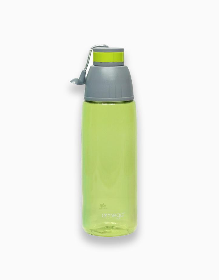 Nixie Tritan Bottle (800ml) by Omega Houseware   Green