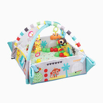 5-in-1 Activity Gym & Ball Pit by Bub a Petit