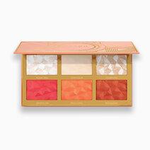 6-Color Highlight Blush Contour Palette by Imagic