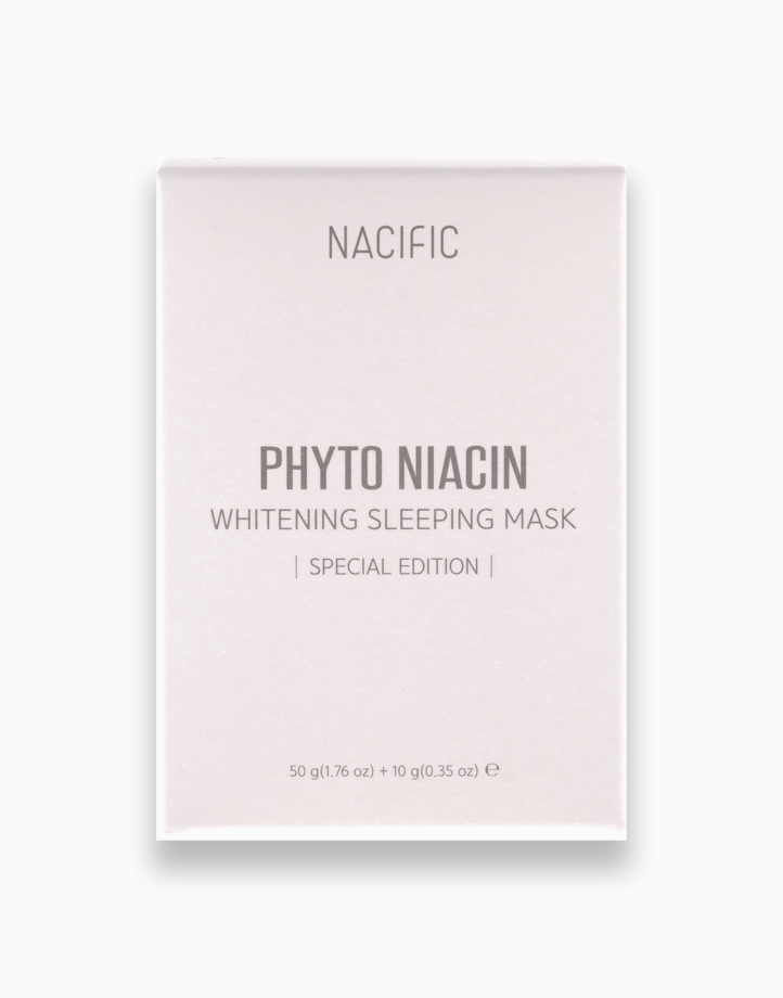 Phyto Niacin Whitening Sleeping Mask (50g) by Nacific