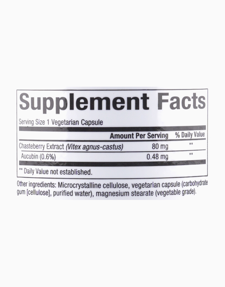 WomenSense, Vitex Chasteberry Extract, 90 Vegetarian Capsules by Natural Factors
