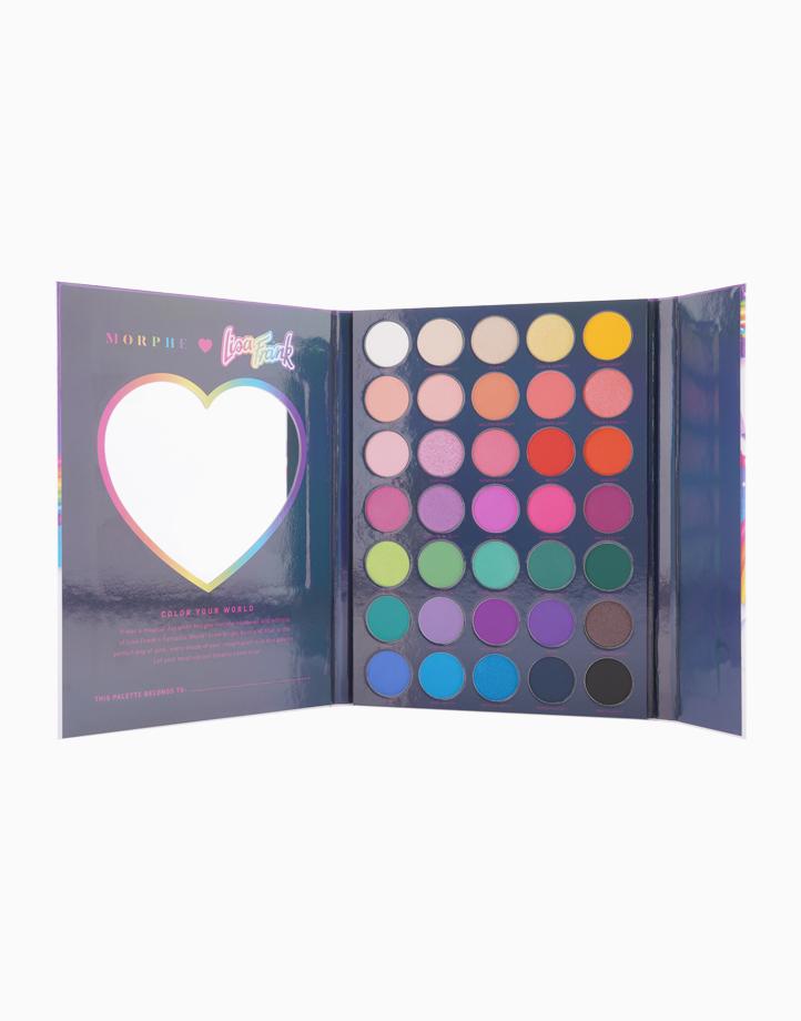 Morphe X Lisa Frank 35B By Lisa Frank Artistry Palette by Morphe   Prancing Unis™